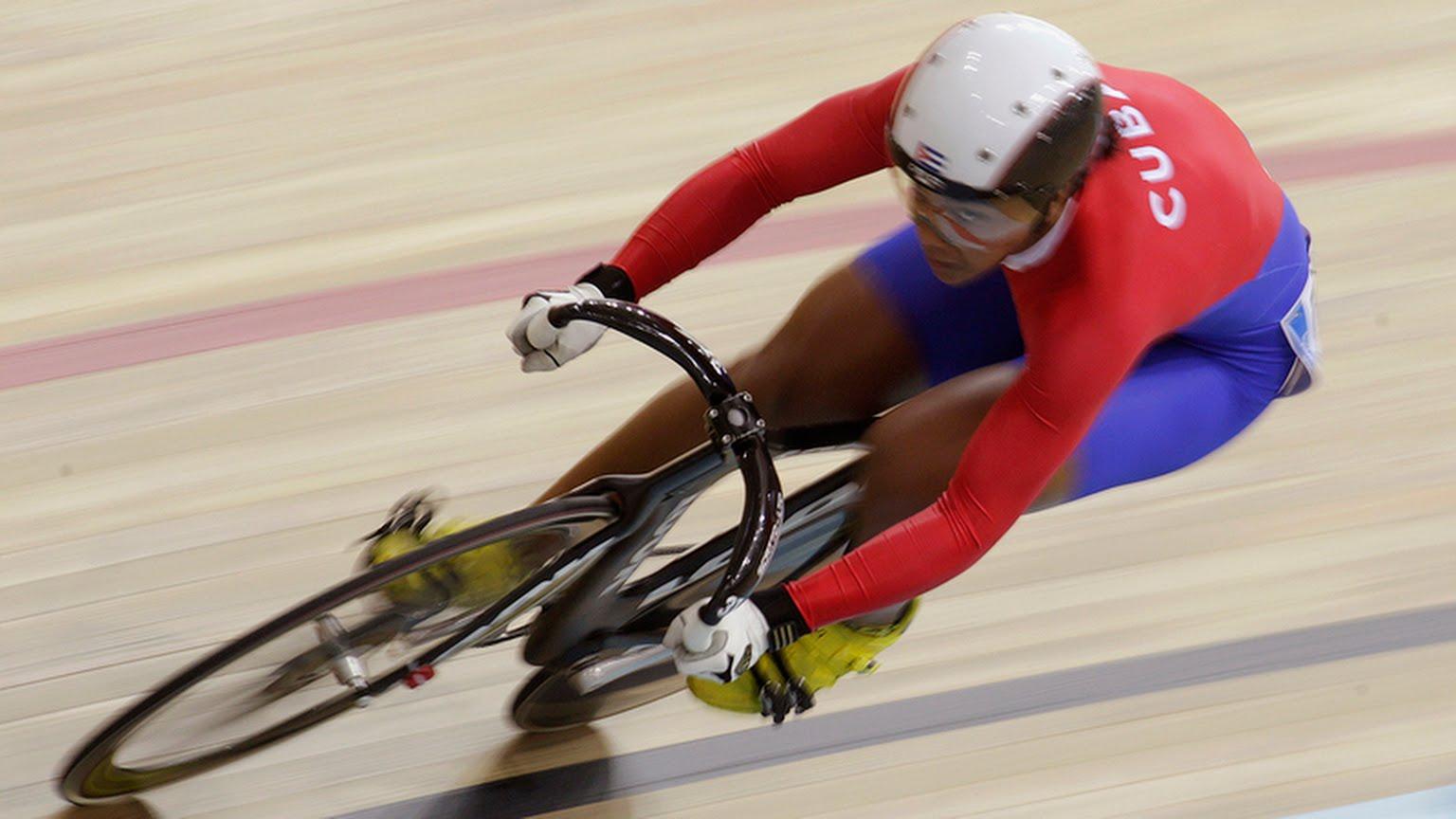 Lisandra Guerra queda fuera del keirin olímpico de Río 2016