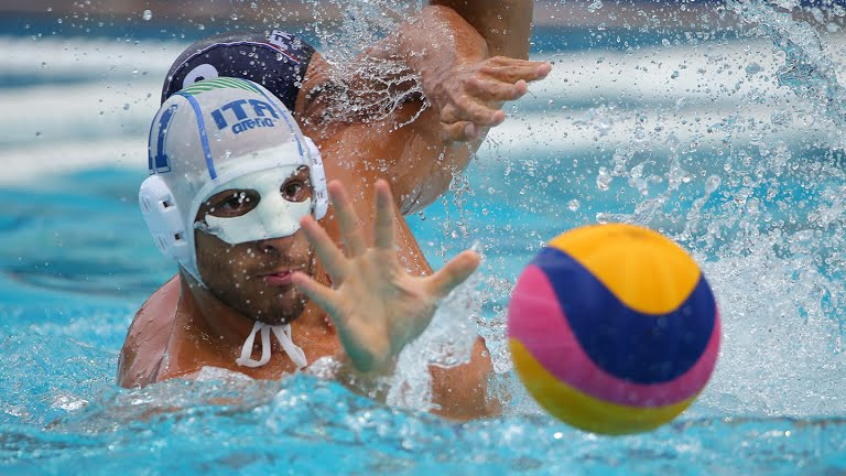 mens water polo USA