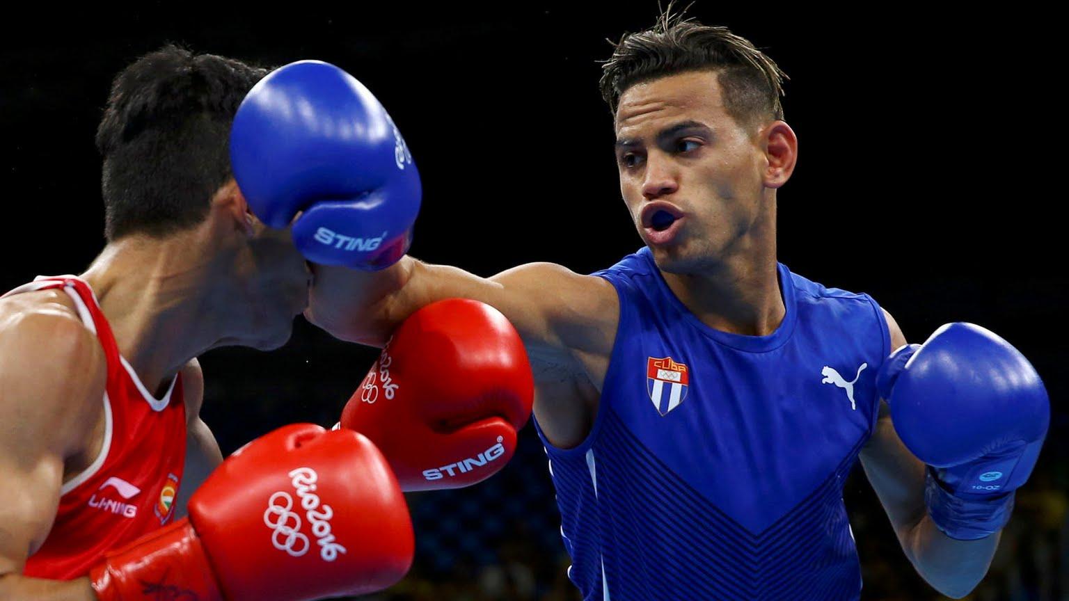 Cubano Robeisy Ramírez avanza a la final del boxeo olímpico