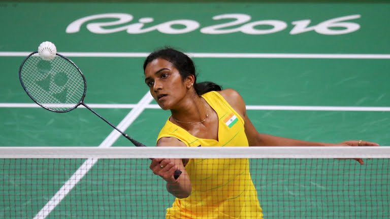 P V Sindhu storms into finals