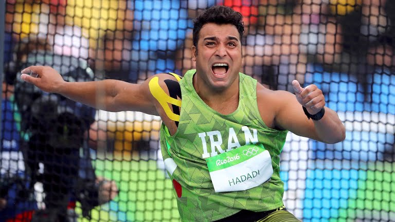 احسان حدادی از المپیک حذف شد
