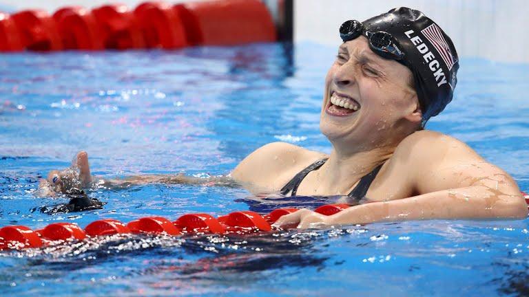 Katie Ledecky is Unbelievable in Rio