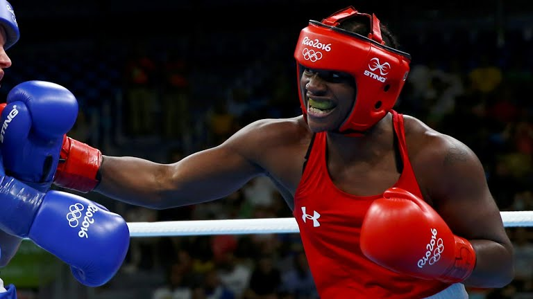 2016 : Flint's Claressa Shields Wins Olympic Gold Medal for Second Time