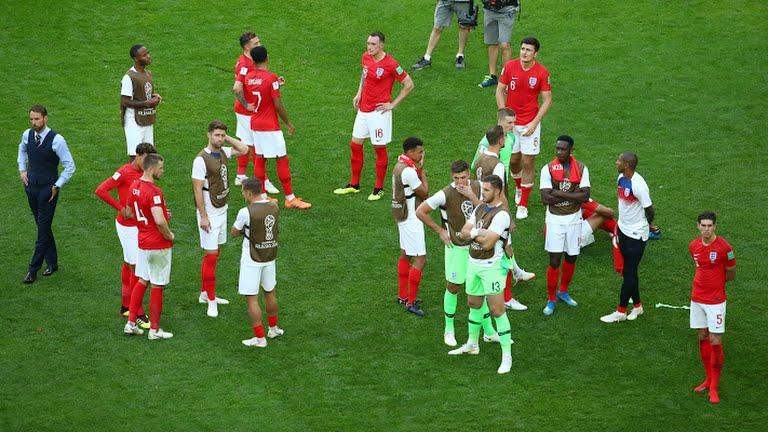 Perebutan juara 3 Piala Dunia 2018, Belgia vs Inggris.