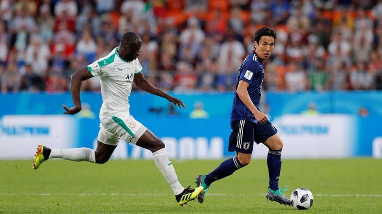 Japão e Senegal fazem um bom jogo e empatam