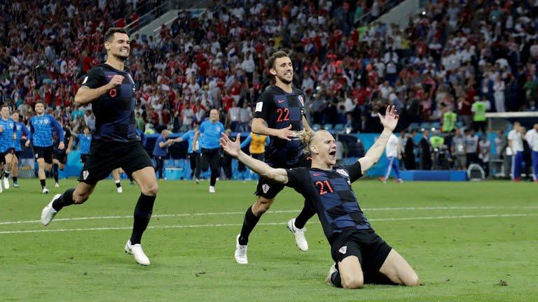 Croatia in 2018 World Cup
