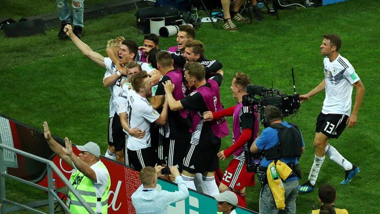 Com muito drama e sufoco, Alemanha vence a Suécia e se mantém viva