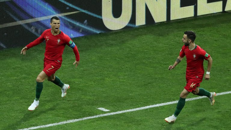 Ronaldo World Cup Memorable Moments