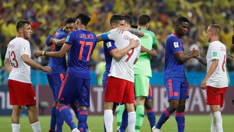 Colômbia vence, respira e ainda tem chances