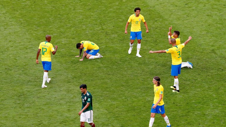 Brazil World Cup shocking moments