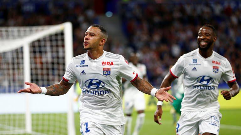 Lyon OL Angers