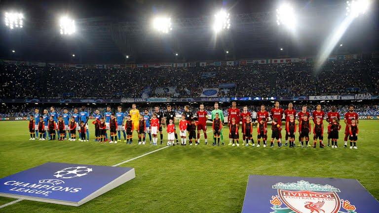 Lozano, debut, Napoli, Champions