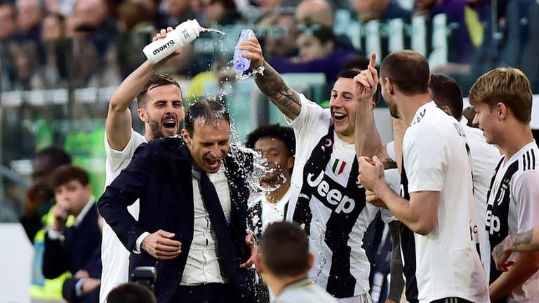"""Juventus vô địch Serie A: """"Lão bà"""" thật đáng thương"""