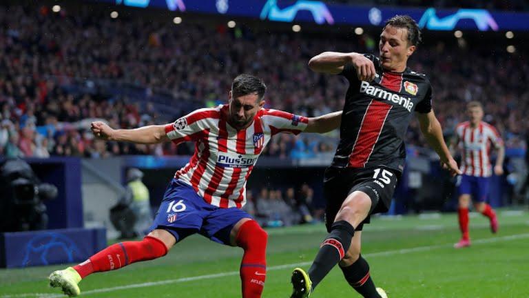 Champions, Herrera, Atlético, titular