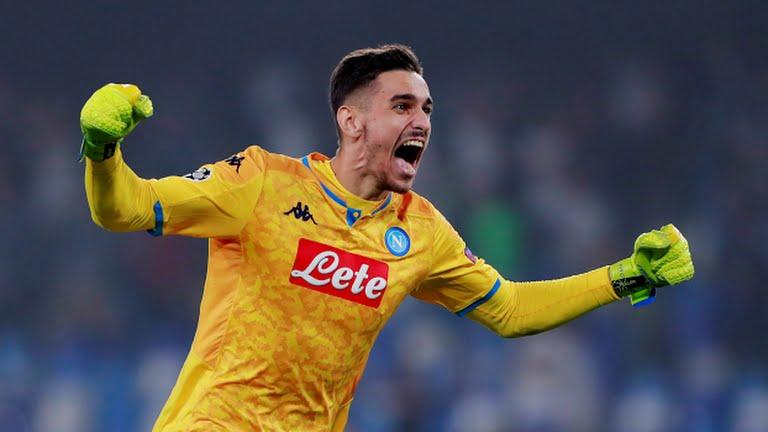 triunfo, victoria, Napoli, Liga de Campeones