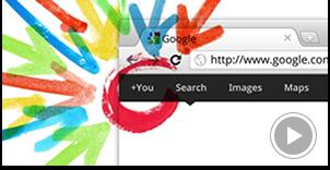 فيديو التعريف بـ Google+