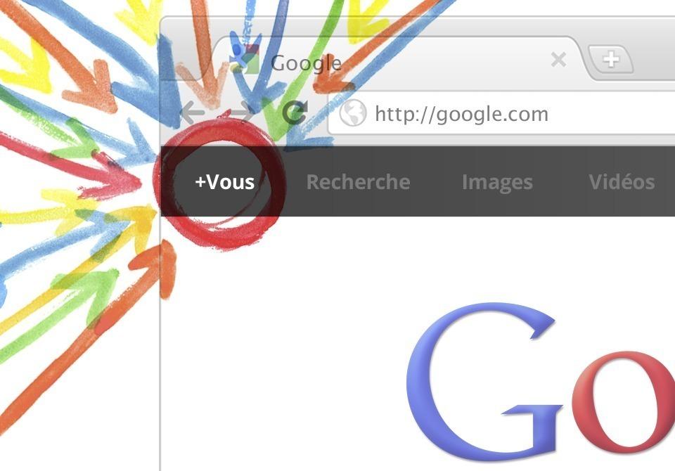 رابط موقع جوجل بلس google plus lien