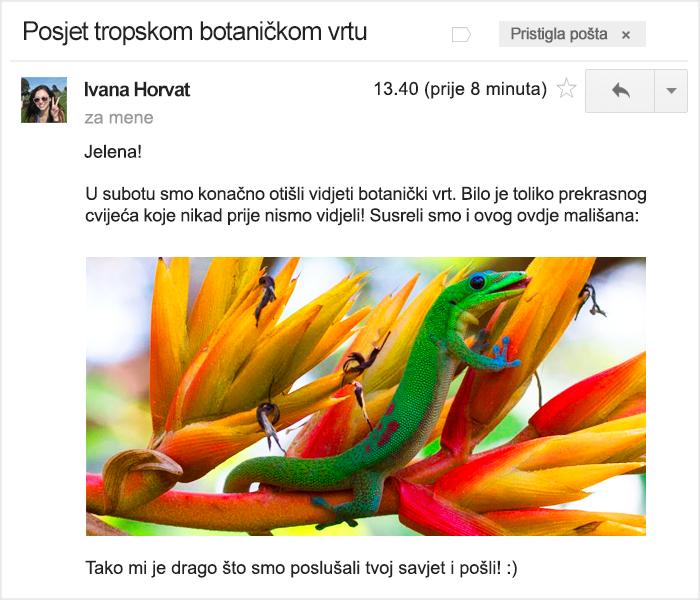 gmail dating site neželjene pošte